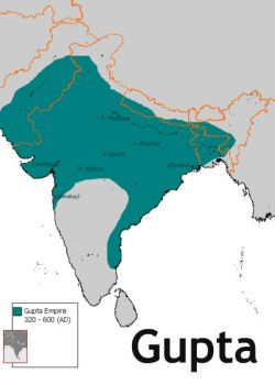 Dynasty indian history ap world history gupta dynasty re unites india classical india375 550 ce gumiabroncs Images