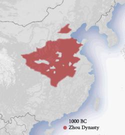 Zhou Dynasty Chinese History AP World History