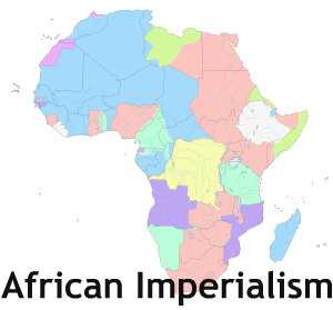 Imperialism in africa with marlow