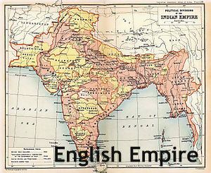 English empire in indian history ap world history english culture become one of the dominant cultures in india adding to the already complex mix of cultures india and england became interconnected very gumiabroncs Image collections