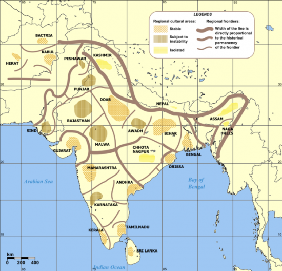 Exceptional The Region Referred To As India Actually Encompassed An Area So Large It Is  Called The Indian Or South Asian Sub Content. Today The Sub Continent Is  Divided ...